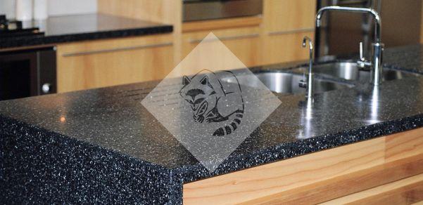 Столешница искусственный камень p=264 r 6282 hs столешница duropal
